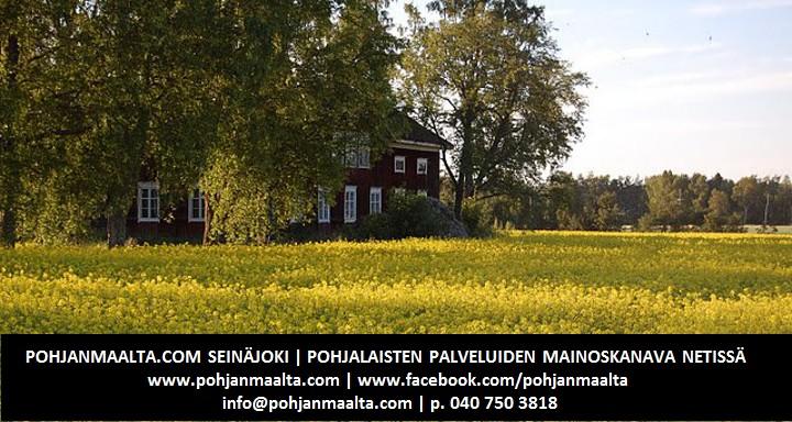 Pohjanmaalta.com - pohjalaisten palveluiden mainoskanava netissä